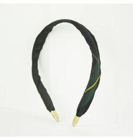EE Dee Trim Belair Plaid #83 Headband #FBE8