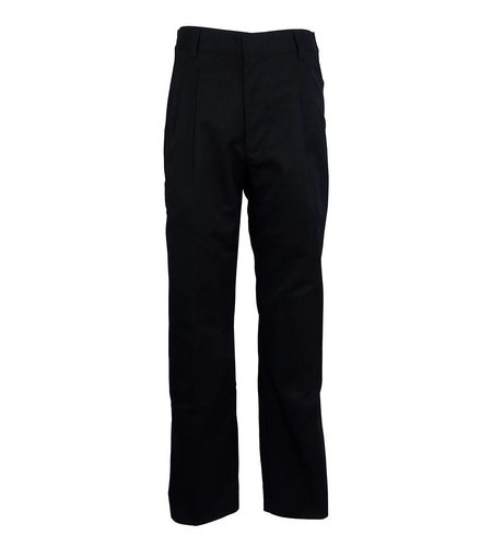 Elder Navy Blue Pleated Pants #1268