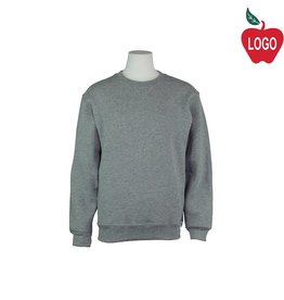 Russell Oxford Grey Crew-neck Sweatshirt #998