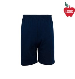 Soffe Navy Blue Jersey Athletic Shorts #035