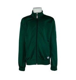 Soffe Green Track Jacket #3265
