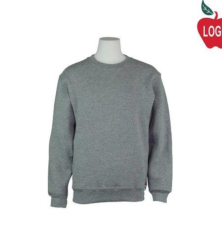 Russell Oxford Grey Crew-neck Sweatshirt #998