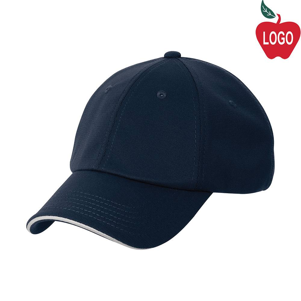 decd0670e15 Port Authority Navy Blue Baseball Cap  C838 - Merry Mart Uniforms