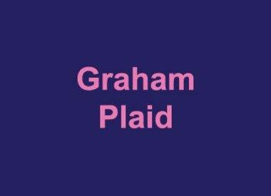 Graham Plaid