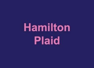 Hamilton Plaid