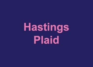 Hastings Plaid