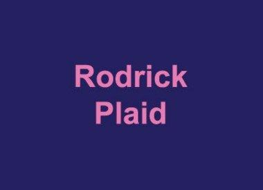 Rodrick Plaid