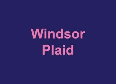 Windsor Plaid