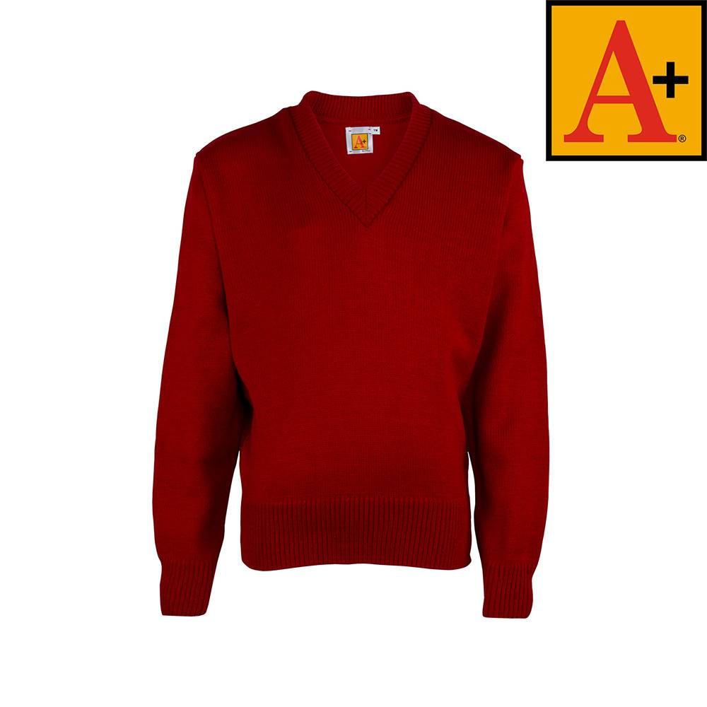 School ALipstick Merry Mart Red Pullover Apparel Sweater6500 9IH2WEeDY