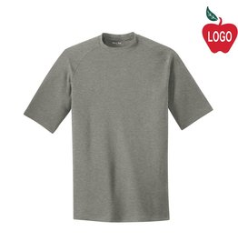 Sport-Tek Adult Large Grey Short Sleeve Tee #ST700