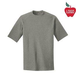 Sport-Tek Grey Short Sleeve Tee #ST700