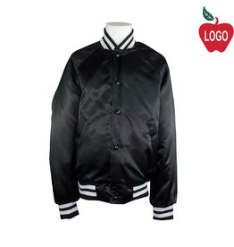Dunbrooke Black Baseball Jacket #1470/2460