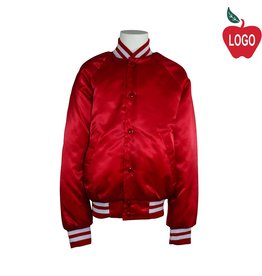 Dunbrooke Red Baseball Jacket #1470/2460