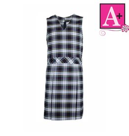 School Apparel A+ Manchester Plaid Jumper #1295PP