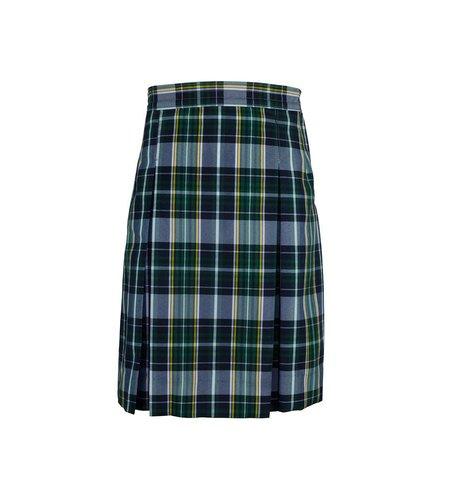 Dennis Uniform Christopher Plaid 4-pleat Skirt #868