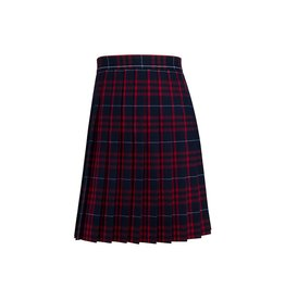 Dennis Uniform Hamilton Plaid Knife Pleat Skirt #1886