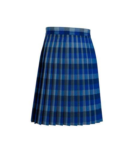 Dennis Uniform Hastings Plaid Knife Pleat Skirt #1886