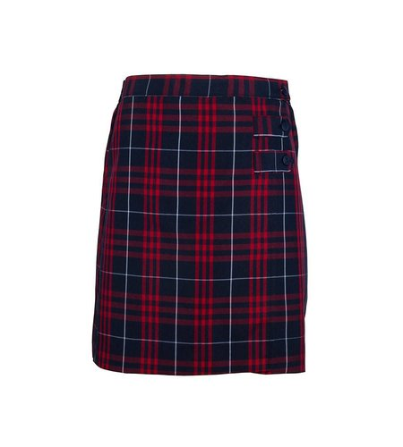 Dennis Uniform Hamilton Plaid Skort #3521