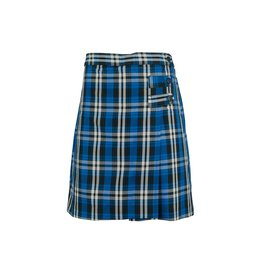 Dennis Uniform Rampart Plaid Skort #3521