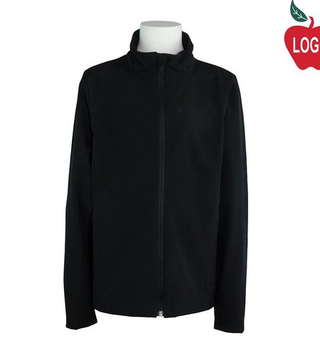 Team 365 Mens Black Soft Shell Jacket #TT80
