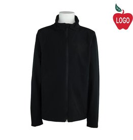 Team 365 Ladies Black Soft Shell Jacket #TT80W