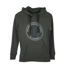 New Era Q18 Charcoal Hooded Sweatshirt