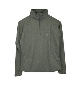 Sport-Tek J18 Charcoal 1/2 Zip Jacket