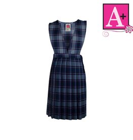 School Apparel A+ Dunbar Plaid Jumper #1062PP