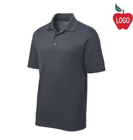 Sport-Tek Graphite Short Sleeve PosiCharge Polo #ST640