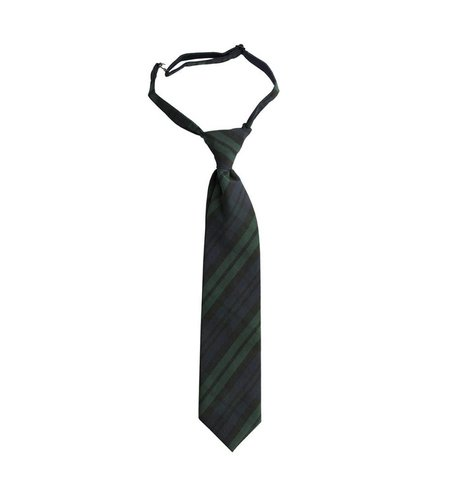 EE Dee Trim Blackwatch Plaid #79 Pre-tied Tie #FBE41