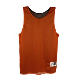 Augusta Orange/Black Athletic Pinnie #137/136