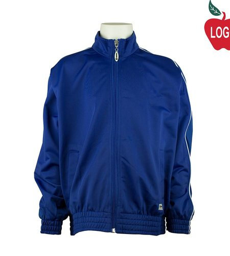 Soffe Royal Blue Track Jacket #3265