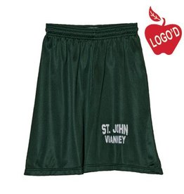Soffe Youth Small Green Mesh Athletic Shorts #058