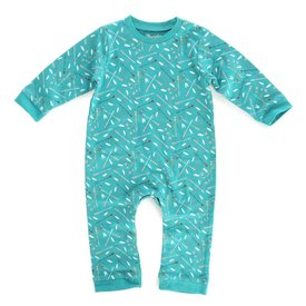 Wrangler Infant's Teal Arrow Bodysuit