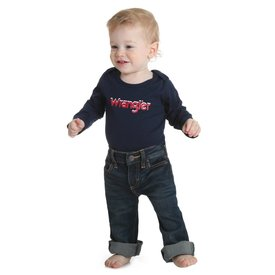 Wrangler Infant's Wrangler Bodysuit PQK308V
