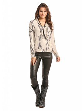 Rock and Roll Cowgirl Women's Rock & Roll Cowgirl Hoodie 48H7437