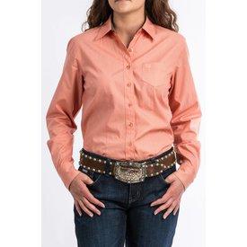 Cinch Women's Cinch Button Down Shirt MSW9164084 C4