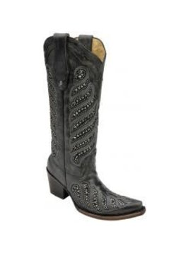 Corral Women's Corral Western Boot C2877 C5 7.0 M