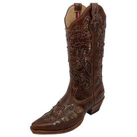 Twisted X Women's Twisted X Steppin' Out Boot WSO0001 C5 7 B