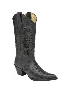 Corral Women's Corral Western Boot A1070 C3 8.0 M