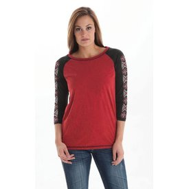 Cowgirl Tuff Women's Cowgirl Tuff T-Shirt F00281