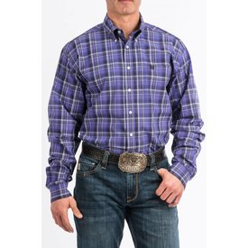 Cinch Men's Cinch Button Down Shirt MTW1104715