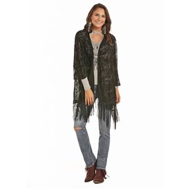 Panhandle Women's Rock & Roll Cowgirl Duster B4-8043