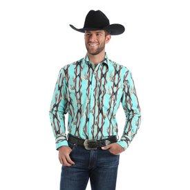 Wrangler Men's Wrangler Checotah Snap Front Shirt MC1238M