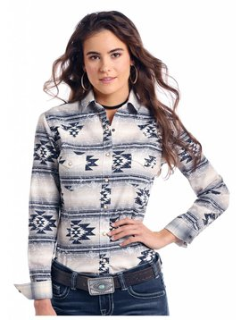 Panhandle Women's Panhandle Snap Front Shirt R4S8402