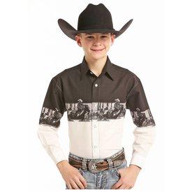 Panhandle Boy's Panhandle Snap Front Shirt C0S8519