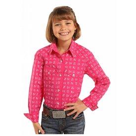 Panhandle Girl's Panhandle Snap Front Shirt C6S7174