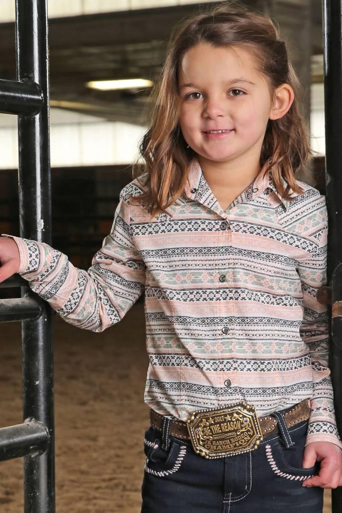 d336437258 Cruel Girl Girl's Cruel Girl Snap Front Shirt CTW3220008
