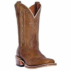 Dan Post Men's Crazy Horse Spitzer Boot C4 8 D