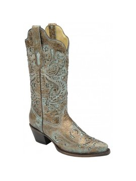 Corral Women's Corral Western Boot R1255 C3 7.0 M
